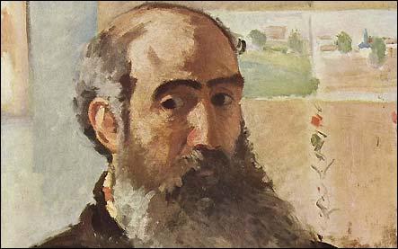 Autoportrait Camille Pissarro