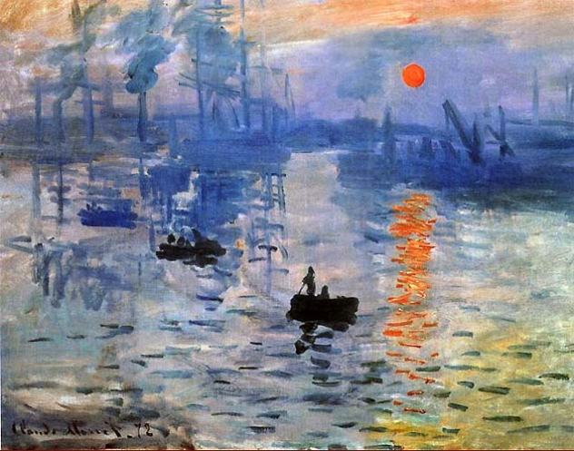 Impressionnisme peintres impressionnistes mouvement impressionniste