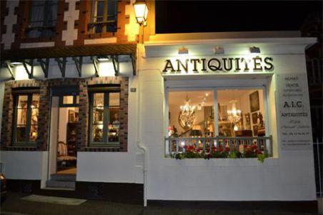 Photographie de la boutique Antiquités Cherruault