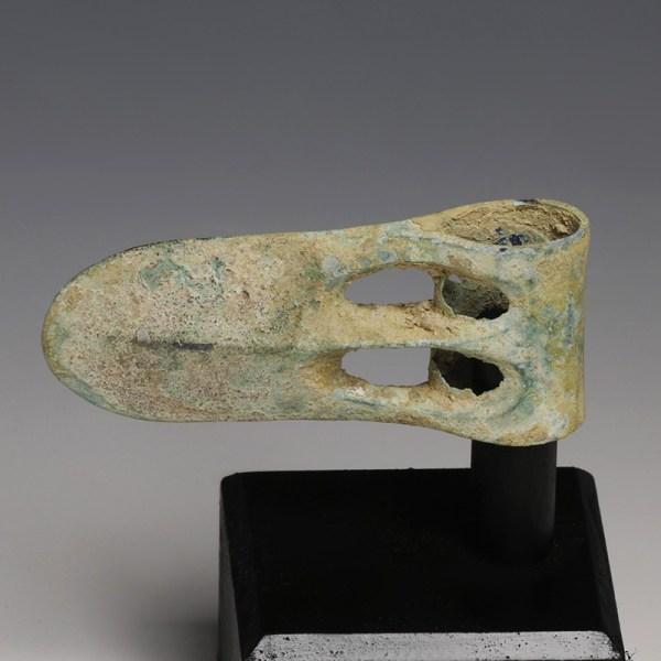 Babylonian Duck-Billed Bronze Axe Head