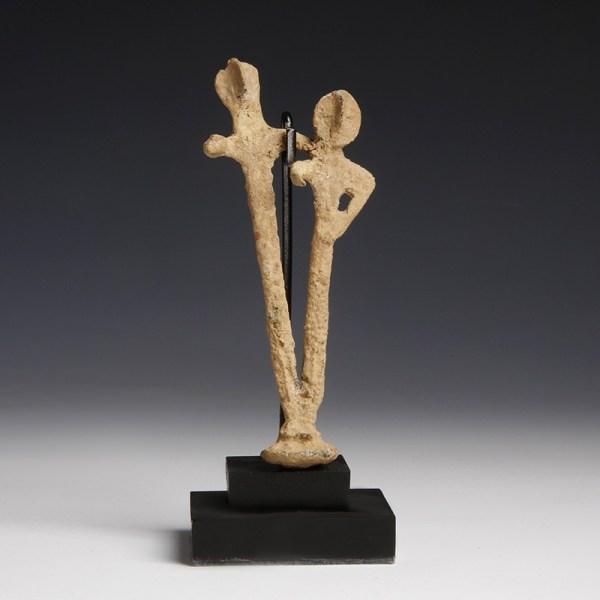 Bronze Age Levantine Idol