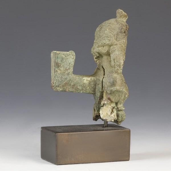 Bronze Bacchus Terminal