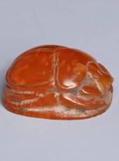 Egyptian Carnelian Scarab