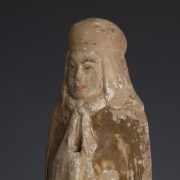 Northern Qi Dynasty Court Attendant