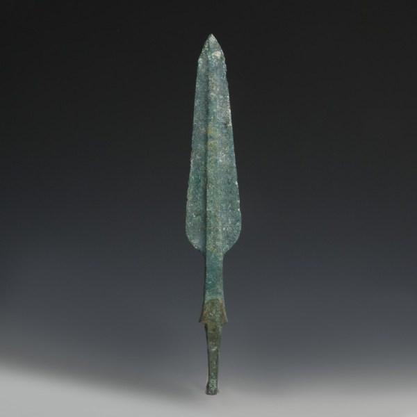 Western Asiatic Luristan Spearhead