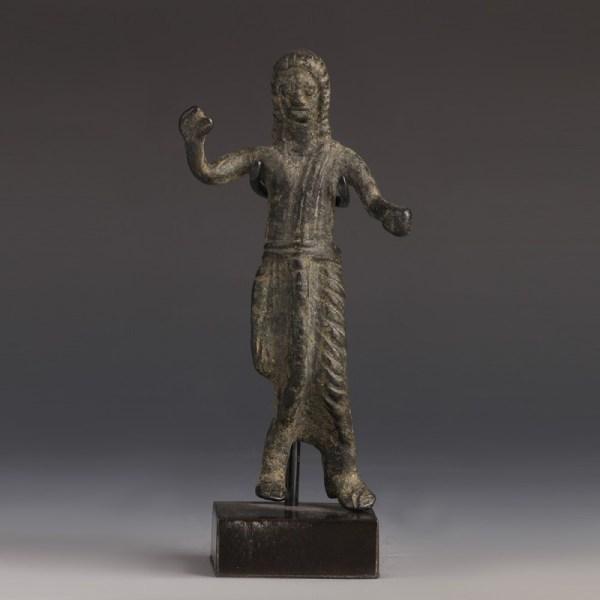 Western Asiatic Nabatean Statuette