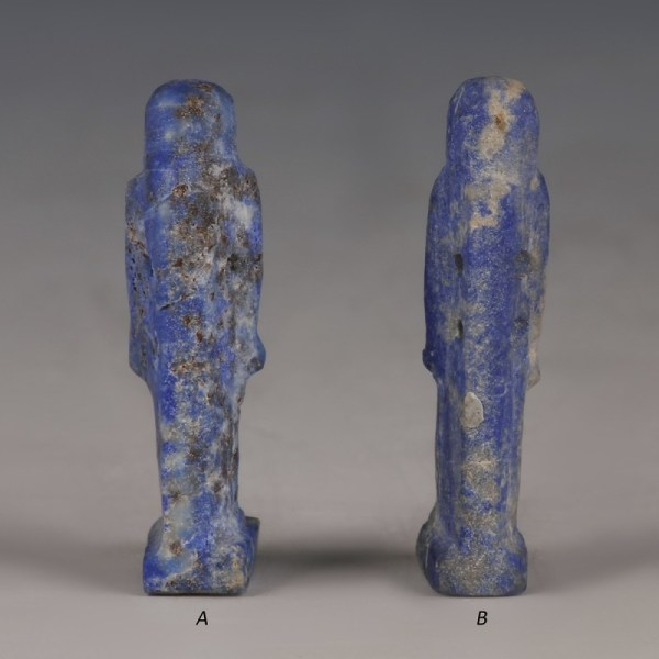Egyptian Lapis Lazuli Amulets