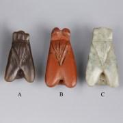 Egyptian New Kingdom Stone Amulets