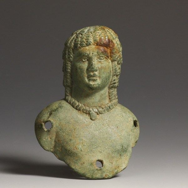 Roman Head of an Archaic Greek Male