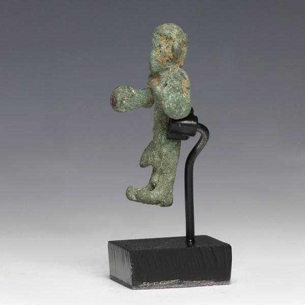 Rare Archaic Greek Bronze Statuette