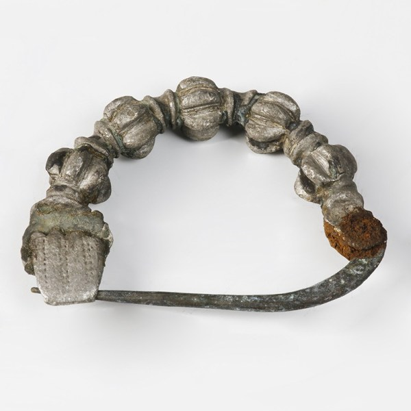 Iron Age Silver Fibula Group