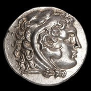 Ancient Greek Silver Tetradrachm