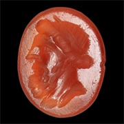 Egyptian Carnelian Lion Amulet