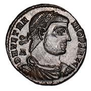 Ancient Roman bronze centenionalis