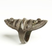 Rare Viking Bronze Finger Ring