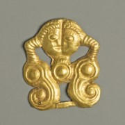 Scythian Gold Mount