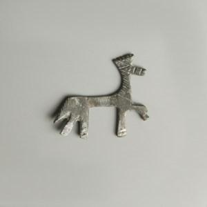 celtic danubian bronze horse