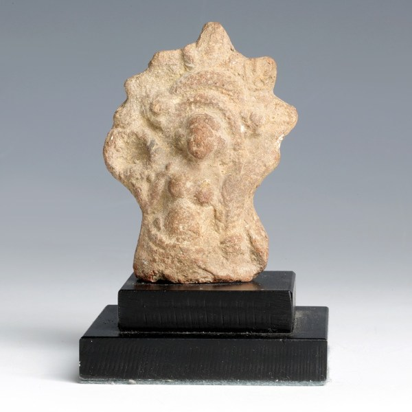 Romano-Egyptian Terracotta Figurine of Goddess Venus
