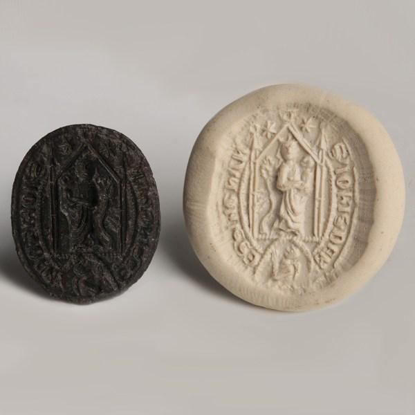 Medieval Seal of John Messingham
