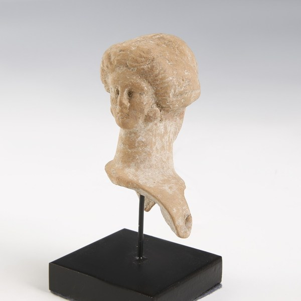 Greek Fragmentary bust of a Woman