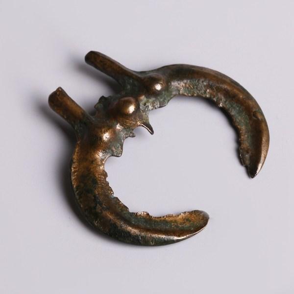 Late Bronze Age Lunar Pendant