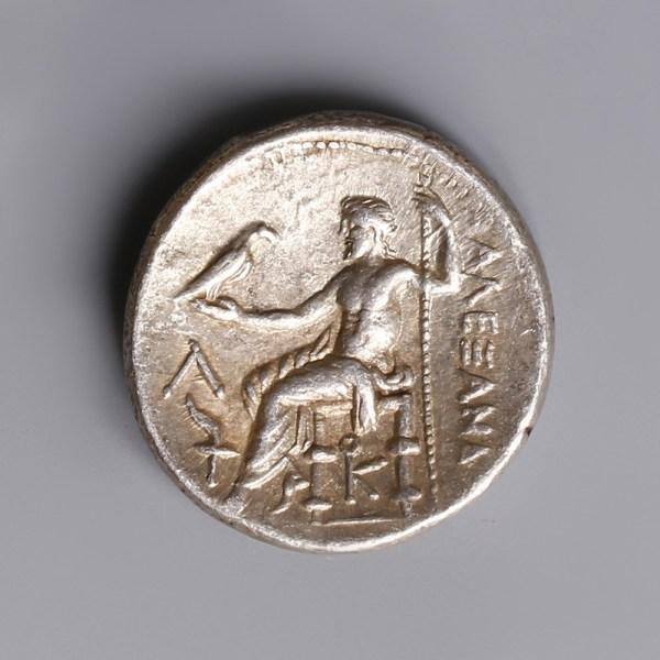 Alexander the Great Silver (Ar) Tetradrachms