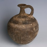 Tell el-Yahudiyeh Ware Single Handled Jug