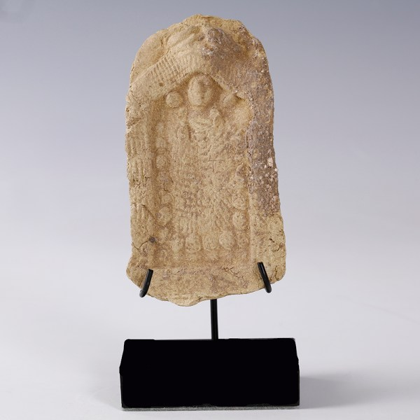Old Babylonian Plaque of a Goddess