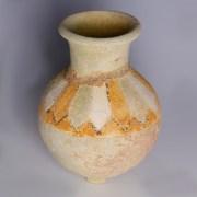Amlash Beige Pottery Jar