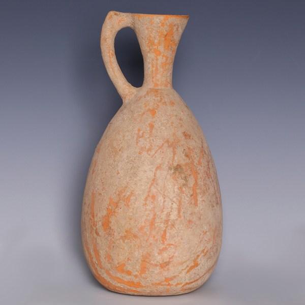 Amlash Culture Terracotta Pitcher