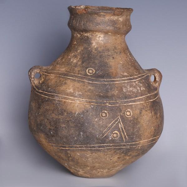 Anatolian Lug with Geometric Patterns