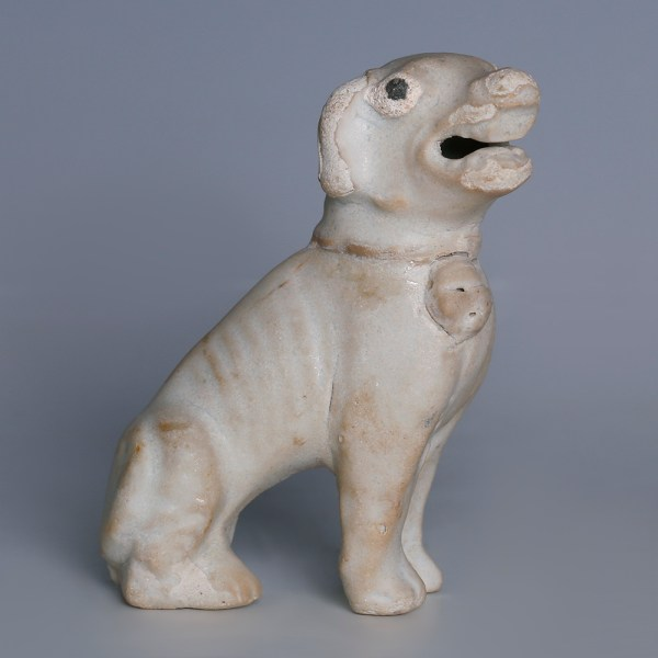 Chinese Export Porcelain Hound
