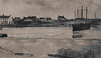 Scarinish harbour