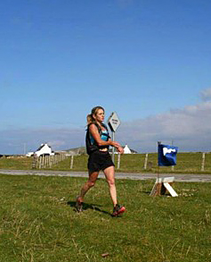 Ladies Winner - Lucy Colquhoun