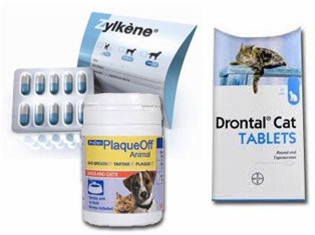 comprimate pentru viermi la 10 kg)