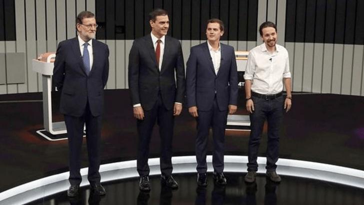 politicos españoles