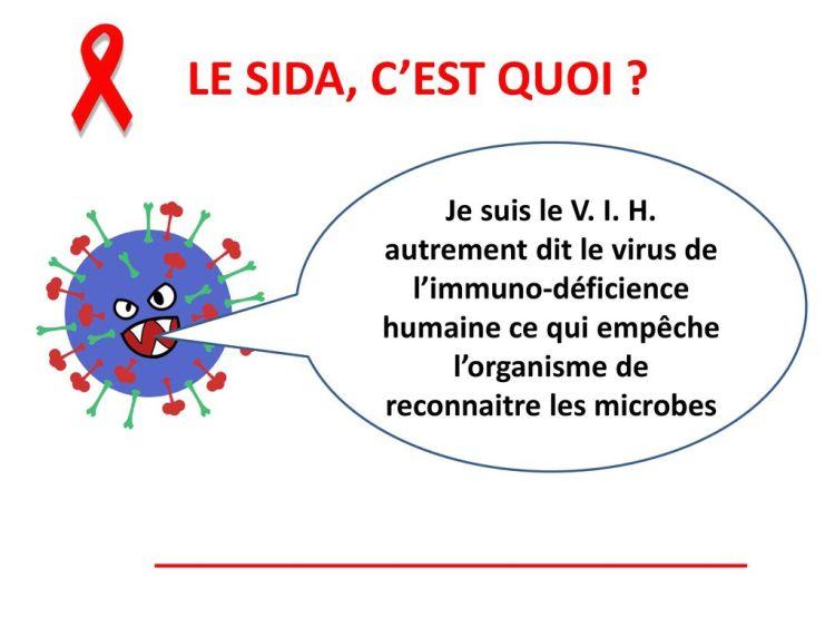 C'est quoi le VIH-SIDA?