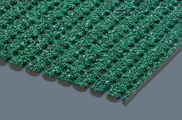 SAFETY MAT GREEN