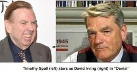 Spall and Irving
