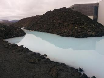 @WWJJRD of Scotland shot the famous milky blue Blue Lagoon in Iceland. Would you swim in it? https://twitter.com/WWJJRD/status/481152060948512768/photo/1