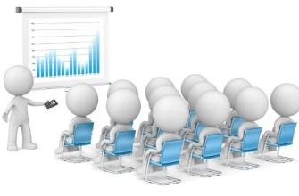Презентация электронного обучения