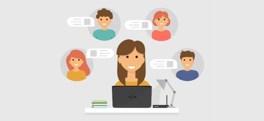 Групповое онлайн-обучение
