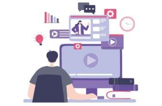 Онлайн обучение взрослых