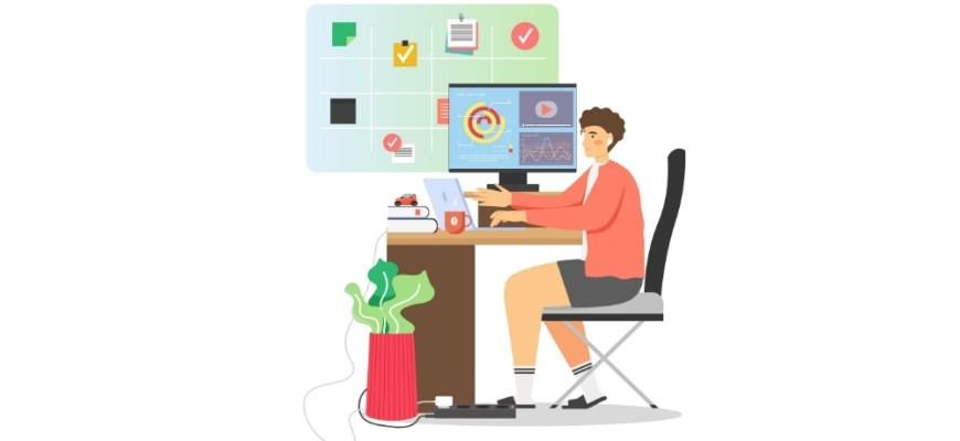 Формы онлайн-обучения