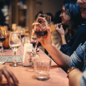 social proof / groepsdruk bij restaurants