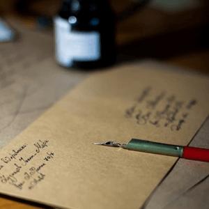 Met een biref of mail je donateurschap opzeggen bij een goed doel