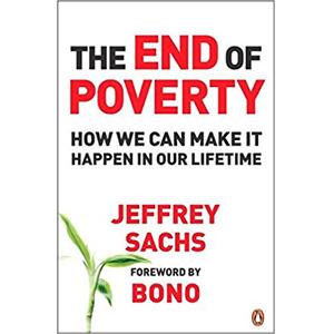Boek: The End Of Poverty - Jeffrey Sachs