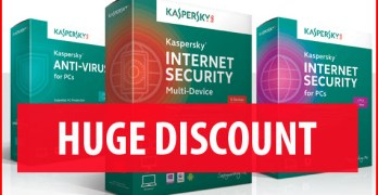 Kaspersky Coupon Codes and Review