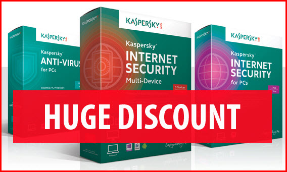 Coupon kaspersky