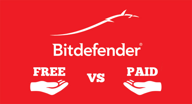 bitdefender free edition vs paid